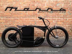 Electric Kustom Bikes by Marrs Usa
