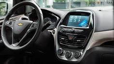 Explore the new 2019 Spark subcompact car with cool technology like Apple Carplay, advanced safety features & vibrant new colors. Chevrolet Spark, Chevrolet Malibu, Fuel Efficient Cars, Car Wifi, Hatchback Cars, City Car, Car Insurance, Chevy, This Or That Questions