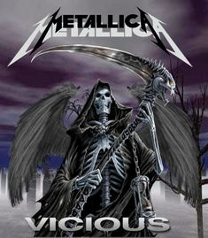Metallica album cover by IGMAN51.deviantart.com on @DeviantArt