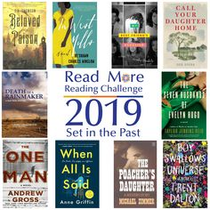 Read More Reading Challenge: A Book That Takes Place in the Past edition) The 100 Novel, Dust Bowl, Hollywood Icons, Reading Challenge, Save Her, Read More, Books To Read, To My Daughter, I Am Awesome