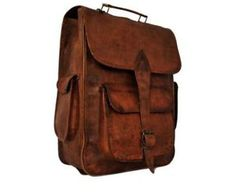 vintage leather backpack - Google zoeken