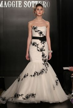 Maggie Sottero wedding dress from spring 2013