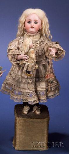 Bebe Bonne Automaton by Lambert | Sale Number 2383, Lot Number 641 | Skinner Auctioneers