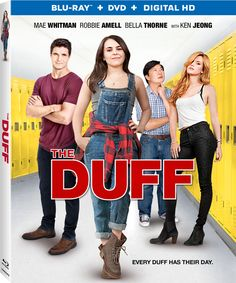 The DUFF doesn't achieve teen-movie greatness, but offers enough of a postmodern twist on the genre to recommend -- and boasts typically great work from star Mae Whitman. ♥