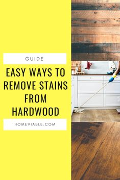 If you were wondering how to remove black stains from hardwood, then keep on reading this comprehenive cleaning guide as we show you how. Deep Cleaning Tips, House Cleaning Tips, Natural Cleaning Products, Cleaning Solutions, Cleaning Hacks, Floor Cleaning, Household Products, Hardwood Floor Wax, Clean Hardwood Floors