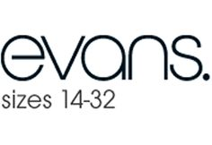 Evans Sizes 14-32 with www.thehighstreetshoppingcompany.com