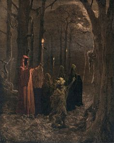The Great Horned Goat  Dreams in the Witch House  by Harry O. Morris Jr.