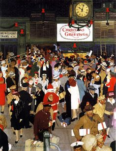 """Union Station Chicago Christmas """