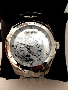 6fdb87fef5f Men s Silver-Tone Watch by Ecko Unltd. by Marc Ecko