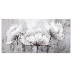Tableau - 3 fleurs/Tableaux/Décor mural|Bouclair.com