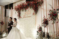 Order Of Wedding Ceremony, Wedding Stage, Wedding Themes, Wedding Ideas, Wedding Receptions, Bridal Decorations, Backdrop Decorations, Flower Decorations, Backdrops