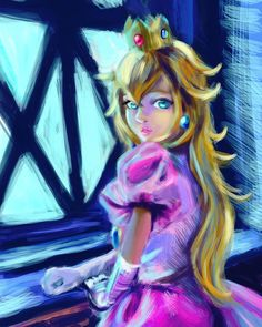 Interesting one by gaming1empire #nes #microhobbit (o) http://ift.tt/29ywxMk Peach Portraitby Carla Pandolfo @carla.pandolfo #princesspeach#peach#mario#luigi#bowser#nintendo#ninstagram#supermario#mariobros#supermariobros#princess#peach#castle#snes#supernintendo#gameboy#n64#nintendo64#gamcube#wii#wiiu#3ds#gamer#gaming#fanart#art#artwork#painting#portrait#illustration