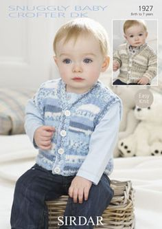 Baby and Toddler Knitting Patterns