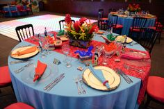 Bring the Mexican theme to each guest's plate for a fun touch! #DreamsTulum #Mexico #Destinationwedding