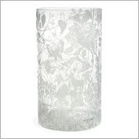 We love this mouth-blown vase which is great for displaying flowers, small branches or other decorations. It also functions as a lantern. Mouth-blown glassware and vases round out the porcelain series. The Perfect Touch, Branches, Vases, Lanterns, Household, Porcelain, Sparkle, Decorations, Entertaining