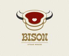 Logo steak house
