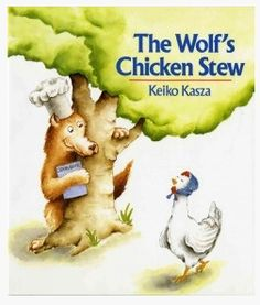 Book Activities: The Wolfs Chicken Stew #BookaDayinMay   Play 2 Learn with Sarah