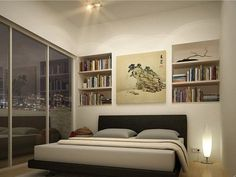 Give your Bedrooms that Contemporary Look. Check this out!