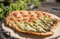 Suomen kauppoihin ensimmäinen valkoinen pakastepizza - syömme yli 100 000 pakastepizzaa päivässä