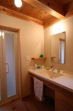 脱衣室 Sink, Mirror, Bathroom, Furniture, Home Decor, Sink Tops, Washroom, Vessel Sink, Decoration Home