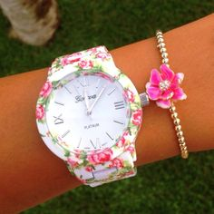 Floral Stack sooo cute I would actually wear this