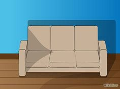 How to Reupholster a Couch: 12 Steps (with Pictures) - wikiHow #home #decor