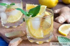 Jeremiah Johnson inspires us to do more than research about herbs. Now it's time to use them! Here is a delicious and healthy recipe for ginger ale you can do at home.