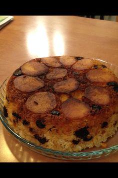 עוגת האורז הפרסי תנצח כל ארוחת שישי או סתם כשמתחשק לנו לשדרג את האורז... שלב אחרי שלב בהכנת המקלובה המושלמת