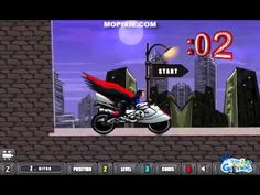 Play game at http://www.yoobfriv.info/batman-vs-superman-race.html.  Batman and Superman are all set to race each other in this extreme super bike racing So what are you waiting for? Just choose your favorite character and get in the race help him to win the race. Win all exciting levels and become the pro Rider.