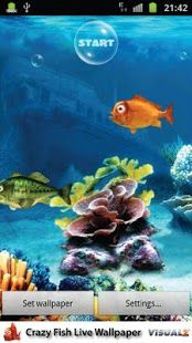 Top Android Crazy Fish Live Wallpaper Free – Crazy Fish Live Wallpaper Free Free Download