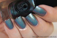 I Love Nail Polish My Little Glacier H 1 mani $5