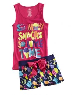 Cute PJs from Justice