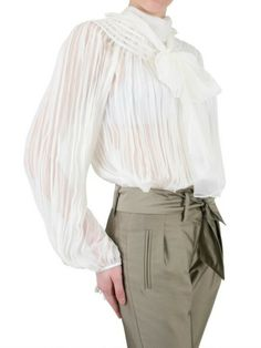 the white shirt gianfranco ferre | Tops Blouses Gianfranco Ferré Tops