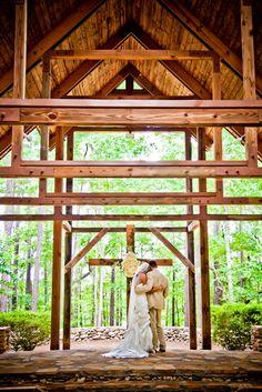 Alabama 4H Center wedding