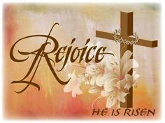 Rejoice in Christ's Resurrection!