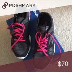 808a9261fbc1 Reebok Sneakers Reebok Women s Sublite sneakers. These are perfect for  Zumba or any type of