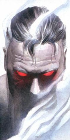 Superman (Kingdom Come) by Alex Ross