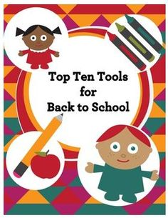 FREE LESSON - �FREE Top 10 Tools for Back to School (checklist, lessons, routines, icebreakers)� - Go to The Best of Teacher Entrepreneurs for this and hundreds of free lessons.  Kindergarten - 3rd Grade