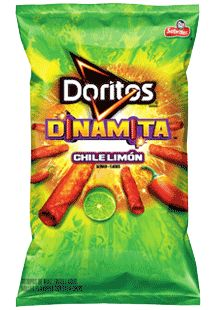 Black Friday 2014 Doritos Dinamita Chile Limon Rolled Flavored Tortilla Chips, 4 Oz (Pack of from Frito Lay Cyber Monday Fini Tubes, Chip Packaging, Packaging Snack, Candy Packaging, Packaging Design, Junk Food Snacks, Hot Snacks, Salty Snacks, Homemade Tortilla Chips