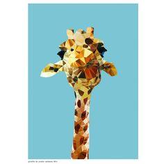 Print Giraffe A3 – Shut the Front Door! online