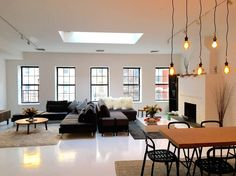 Loft in New York, United States. Newly renovated 1500 square feet loft in the heart of Soho. All NEW bathrooms, floors, furniture, and more! Book now before prices get raised 2x. This is the real deal.  More pictures coming soon!