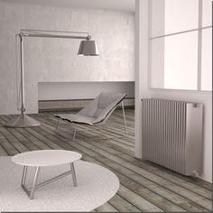 Obliquo -  Radiatore da design ad alta resa termica - High performance design radiator