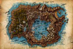 rpg island maps - Google-Suche