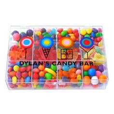 Candy Tackle Box