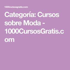 Categoría: Cursos sobre Moda - 1000CursosGratis.com Sewing Hacks, Sewing Crafts, Sewing Projects, Diy Tutorial, Free Crochet, Crochet Patterns, Stitching, Dolls, Sewing Tutorials
