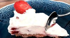 Beeren-Tarte mit Crème Fraîche