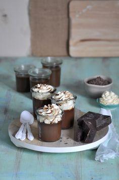 Receta de pudin de chocolate y Guinness: receta fácil con fotos