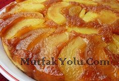 Karamelli Elmalı Kek Tarifi With the delicious Caramel Apple Cake, you will have the opportunity to offer a taste that you have never tasted before. In addition to apple cake recipes, this recipe also includes caramel. Caramel Apple Cookies, Caramel Apples, Apple Caramel, Best Vegetarian Recipes, Yummy Recipes, Apple Cake Recipes, Caramel Recipes, Turkish Recipes, Fun Desserts