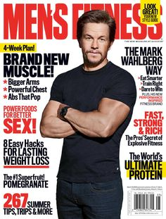 02ce6054de5 Men s Fitness  Print + Kindle   deals Mens Fitness Magazine