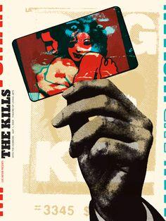 The Kills - Theatre of the Living Arts - 2009